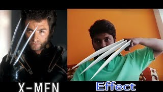 X MEN super power effect with kinemaster | Mr blue planet