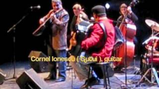 Gypsy kings original  romanian (rrom) star Cornel Gutui, Sergiu Popa
