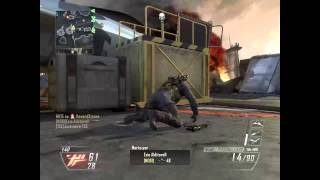 Justiceiro TCE - Black Ops II Game Clip