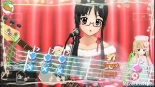 K-ON Houkago Live! - Fuwa Fuwa Time (Tsumugi Hard)