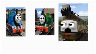 The Thomas & Percy Comedy Shorts Episode 18: Percy's Chickadee (Mother's Day Special)
