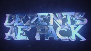 Dezent`s AE-Pack - Desc