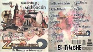 "El Tiliche - Banda Zirahuen (""Puros Sones"" CD 2013-2014)"