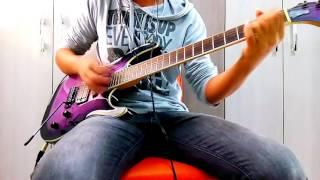 Guitar - Cover |Ira| Envelheço na Cidade