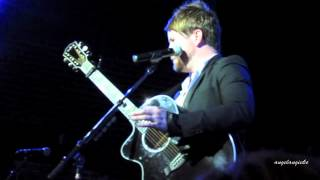 #15 - David Cook - Night of Hope - Storyteller - How unplugged acoustic Fade Into Me was born