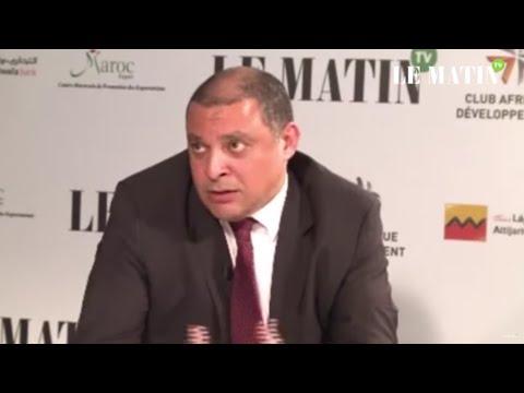Intrevention M. Hicham Seffa au FORUM AFRIQUE