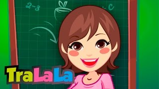 Învățătoarea - Cântece de toamnă pentru copii | TraLaLa