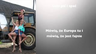 """Donatan&Cleo -""""Brać"""" gośc Enej + Tekst Utworu"""