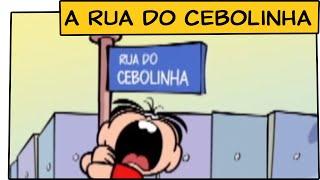 A Rua do Cebolinha | Turma da Mônica