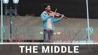 Zedd, Maren Morris, Grey   The Middle   Jeremy Green   Viola Cover