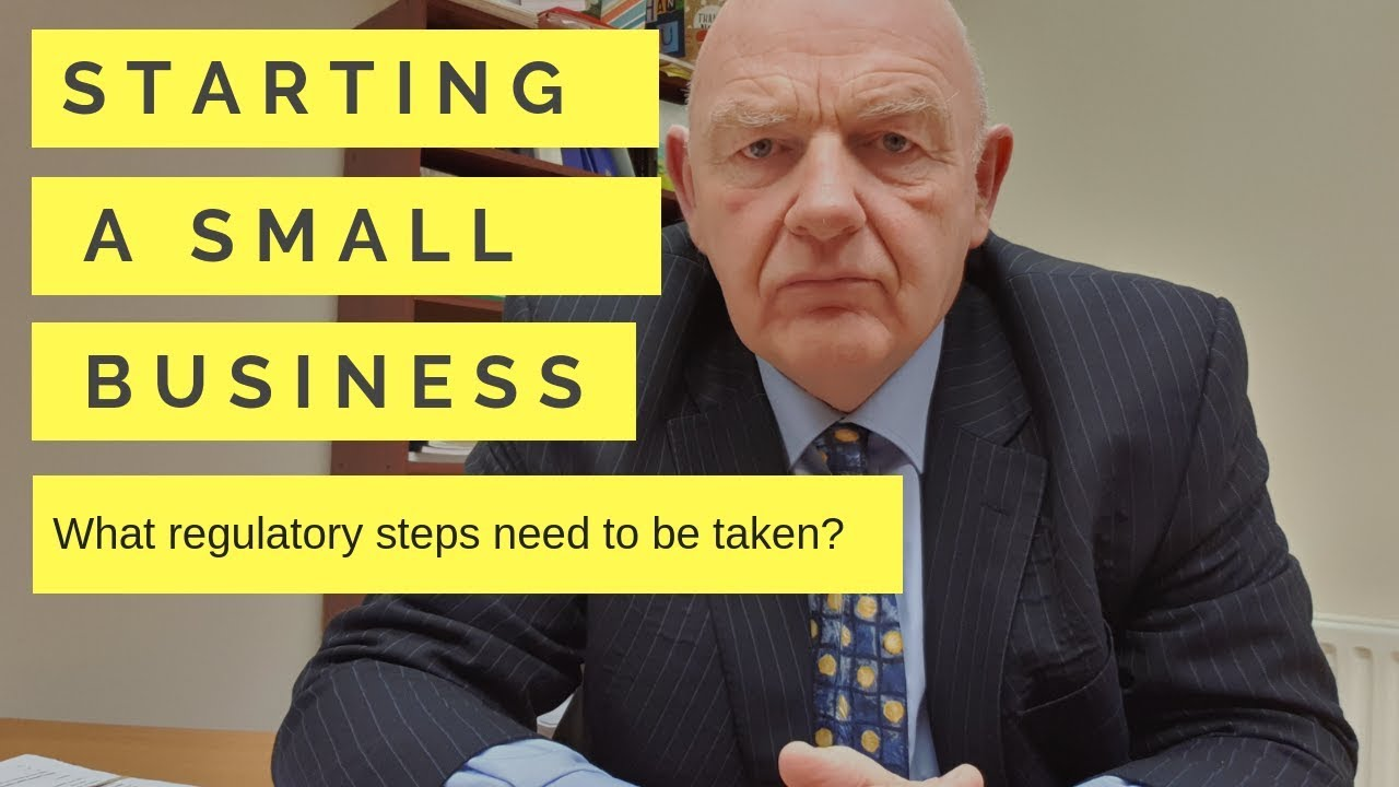 Starting a Small Business in Ireland-What Legal Steps Do You Need to Take?