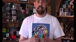 Hogyan rakjuk ki az 5x5-ös Rubik kockát?
