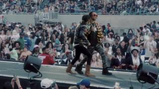 RAE SREMMURD PERFORMS AT BEYONCE FORMATION WORLD TOUR