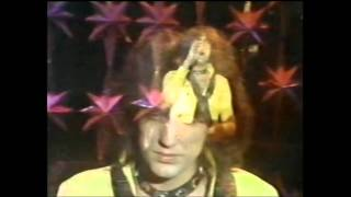 JON ENGLISH Behind Blue Eyes (live vocal) COUNTDOWN 1977