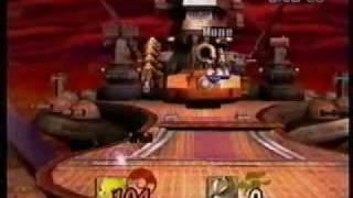 Mune (Fox) vs Zig-Zag (Pikachu)