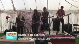Rachels Robot Army - Save Tonight (live)