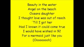 Train Mermaid Lyrics