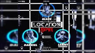 Blaze Ft. Darkiel y Lenny Tavarez - Location [Remix] [Bass Boost]