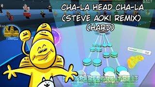 Robeats - Cha-la Head Cha-la (Steve Aoki Remix) (Hard)
