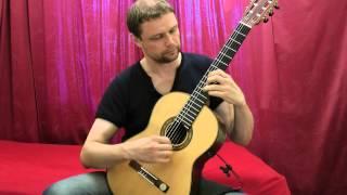 Francisco Tárrega - Prelude No.1