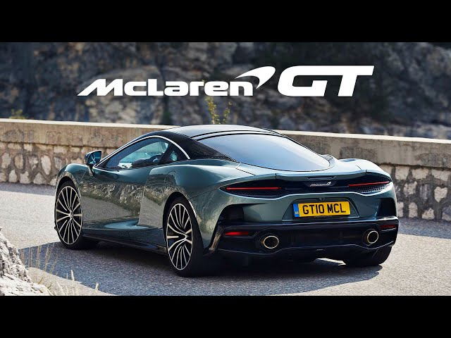 NEW McLaren GT: Road Review   Carfection
