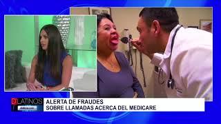 Alertan de fraudes sobre le Medicare. Virmarie Collazo nos habla de este y otros aspectos