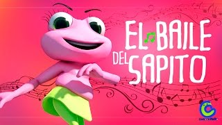 El Baile del Sapito - Las Canciones Dela Granja - Canciones infantiles dela granja