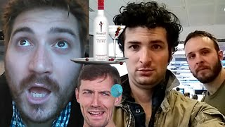 The ULTIMATE Inside Gaming (Funhaus) DRUNK GAMES COMPILATION