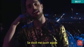 Alok, Bruno Martini feat. Zeeba - Hear Me Now [Legendado BR/PT]