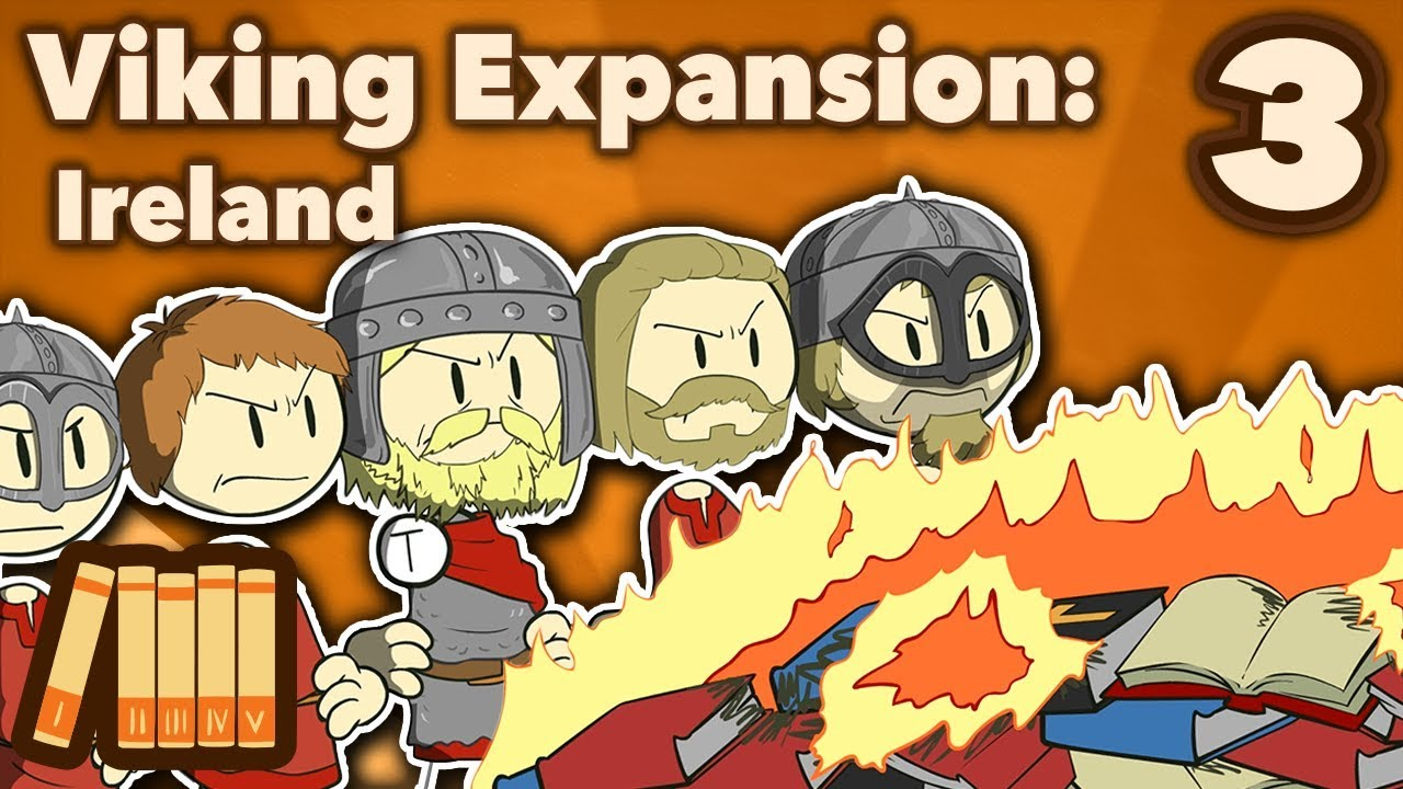 Viking Expansion – Ireland – Extra History