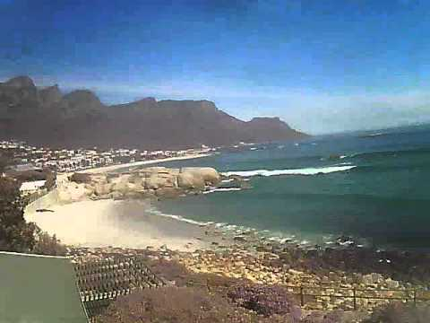 Timelapse Video – Glen Beach & Camps Bay – 11/08/2010