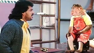 Upendra And Monkey Taking   Kannada Matinee
