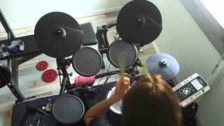 System of A Down   Revenga by Haru drum cover