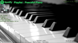 Spotify Peaceful Piano Playlist Download [14.05.17.]