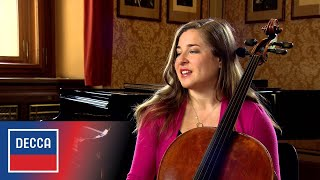Alisa Weilerstein on Polonaise in A major for Cello and Piano