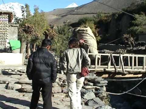 Nepal + Jomson Trek