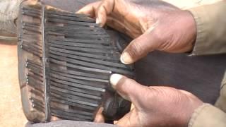 mbira,  musica tradicional de Moçambique