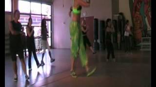 """""""Lady"""" - Zumba Fitness™ - Lotus Banen"""