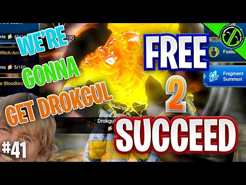 We're On Track To Get Drokgul The Gaunt - Free 2 Succeed - EPISODE 41