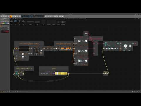 Generative-2020-02-03 - Simple Stuff - Bitwig Studio #Gridnik #Ambient