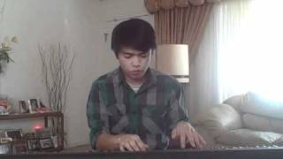 Lady Gaga/Glee - Born This Way (Piano Cover by Richie of ThePianoBros)