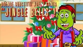"Duende substitui Noel e canta ""Jingle Bells""!"