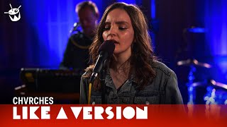 CHVRCHES cover Kendrick Lamar 'LOVE.' for Like A Version width=
