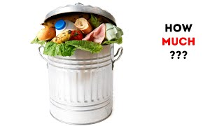 How Much Food You Waste Every day?