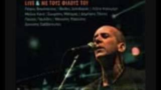 Ορφέας Περίδης - Ζηλεύει η Νύχτα  Live (A Quality)