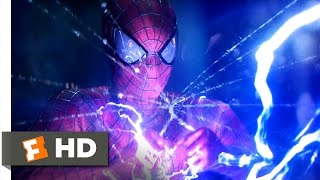 The Amazing Spider-Man 2 (2014) - Electro Overload Scene (8/10)   Movieclips
