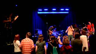 Sleeper Agent plays the Vera Project
