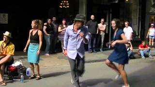 "Smoking Time Jazz Club 'Charleston"" & Dancers"