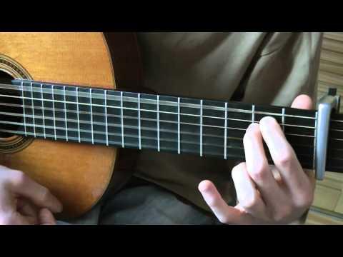 Comment jouer Bonnie and Clyde de Gainsbourg à la guitare