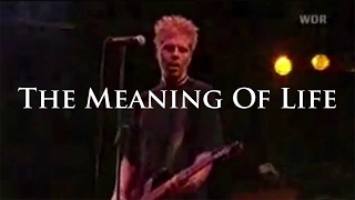 The Offspring - The Meaning Of Life (subtitulado) (ING/ESP)